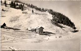 Hotel Alpstubli Stoos 1300 M Mit Skilift Stoos-Frohnalpstock (2378) * 12. 3. 1951 - SZ Schwyz