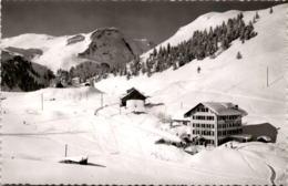 Hotel Alpstubli Stoos 1300 M (3009) * 23. 1. 1956 - SZ Schwyz