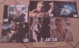 LOT 6 PHOTOS EXPLOITATION ORIGINALES FILM 9 SEMAINES 1/2  Adrian LYNE ROURKE BASINGER EROTISME 1986 TBE - Foto