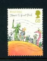 GREAT BRITAIN  -  2012 Roald Dahl 68p Used As Scan - 1952-.... (Elizabeth II)