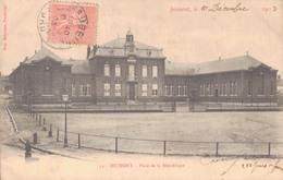 59 - JEUMONT / PLACE DE LA REPUBLIQUE - Jeumont