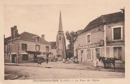CHATRES SUR CHER - France