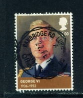 GREAT BRITAIN  -  2012 House Of Windsor £1.00 Used As Scan - Gebruikt