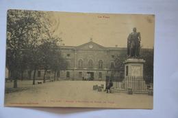 GAILLAC-statue D'haupoul Et Hotel De Ville-(etat Mauvais) - Gaillac