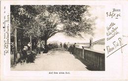AK Bonn, Auf Dem Alten Zoll 1904 - Bonn