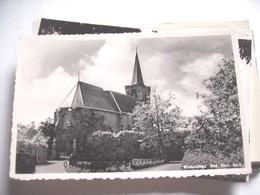 Nederland Holland Pays Bas Wemeldinge Met NH Kerk Van Achteren - Autres