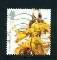 GREAT BRITAIN  -  2012 Fashion 1st Used As Scan - 1952-.... (Elizabeth II)