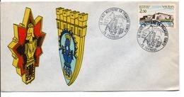 LE GENIE MILITAIRE EN FRANCHE COMTE VAUBAN THORAISE DOUBS - Matasellos Conmemorativos