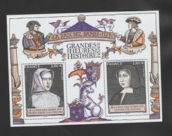"""FRANCE / 2019 / Y&T N° 5357/5358 ** En Bloc Ou F5357 ** (Feuillet """"Histoire De France : Paix Des Dames"""") X 1 - Ungebraucht"""