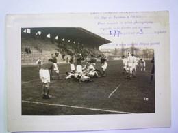 2020 - 5502  RUGBY  :  Un Match De RUGBY Dans La Région Parisienne  (Photo Maurice LEMESLE)  N° 377 - Rugby
