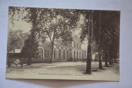 VILLEFRANCHE-de-ROUERGUE-la Gare - Villefranche De Rouergue