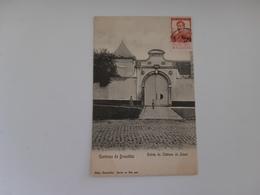 Environs De BRUXELLES  Entrée Du Château De LIMAL - Wavre