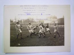 2020 - 5504  RUGBY  :  Un Match De RUGBY Dans La Région Parisienne  (Photo Maurice LEMESLE)  N° 380 - Rugby