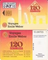 334/ Luxembourg; KS 02. Voyages Emile Weber - Luxemburg