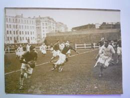 2020 - 5507  RUGBY  :  Stade Jean BOUIN  -  Match C.A.S.G.  /  P.U.C.   16 - 1 - 1938   (format 18 X 13 Cm)  XXX - Rugby