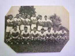 2020 - 5510  RUGBY  :  Photo D'une équipe De RUGBY à Identifier  (format  17,5 X 12,5 Cm)   XXX - Rugby
