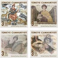 TURKEY/2020 - Haleplibahche Mosaics, MNH - 1921-... République