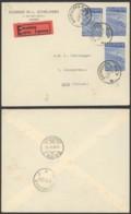 Belgique 1950 - Lettre Par Express Anvers Vers Bern Suisse - 1948 Exportación