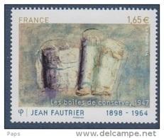 2014-N°4888** J.FAUTRIER - Ungebraucht