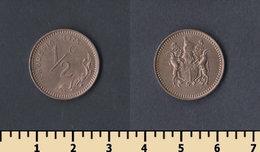 Rhodesia 1/2 Cents 1975 - Rhodesia