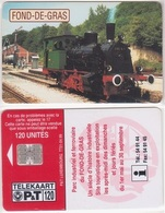 354/ Luxembourg; TT01. Fond De Gras - Luxembourg
