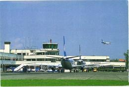 Holland:Netherlands:Antwerpen Airport, Airfield, Airplanes - Aérodromes