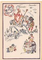 Sinterklaas St Nicolaas - Voor Het Kind - 1933 - Niederlande