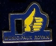 @@ Main Municipaux De ROYAN Charente-Maritime @@vi71 - Administración