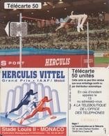 376/ Monaco; Herculis Vittel - Monace