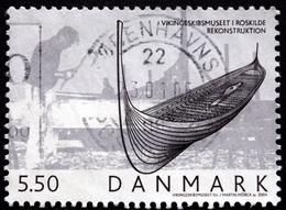 Denmark  2004  Minr.1378   (O)  Wikingerschiffsmuseum Roskilde ( Lot L 1664 ) - Oblitérés