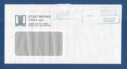 WPS Westdeutscher Post Service GmbH - UNNA, Stadtwerke Unna GmbH (1) - Private & Local Mails