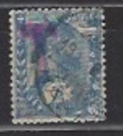 Ethiopie - Michel Tax 3° - Ethiopie