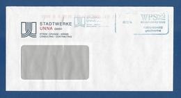 WPS Westdeutscher Post Service GmbH - UNNA, Stadtwerke Unna GmbH (2) - Private & Local Mails