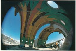 1 AK USA * Arcosanti - Eine Experimentalstadt - 1970 Von Dem Architekten Paolo Soleri In Der Wüste Von Arizona Gegründet - Autres
