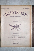 L'illustration N° 3991 - 30/08/1919 - L'armée Roumaine À Budapest ... - L'Illustration
