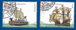 Portugal   2011  Mi.Nr. 3619 / 3620 , 50 Anos Das Relacöes Diplomaticas - Gestempelt / Fine Used / (o) - Usado