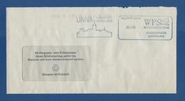 Privatpost - WPS Westdeutscher Post Service - UNNA, Hansestadt Am Hellweg (1) - Private & Local Mails