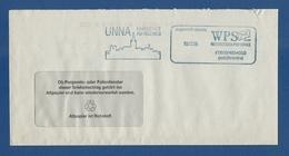 Privatpost - WPS Westdeutscher Post Service - UNNA, Hansestadt Am Hellweg (3) - Private & Local Mails