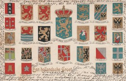 Pays Bas - Een Hollandsche Groet - Pays-Bas