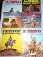 BD -   LA JEUNESSE DE BLUEBERRY  -  A CHOISIR - Lisez Tout Le Texte - Blueberry