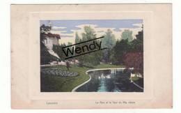 Leuven (le Parc Et La Tour 1913 - Color) - Leuven