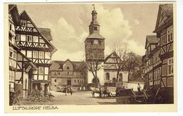 PLZ 34298 - Gruss Auf Dem Luftkurort HELSA - Hessen - Cassel - Germany