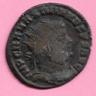 Monnaie Romaine ???? Diametre 20 Mm N082 - 470-751 Monnaies Mérovingiennes