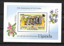 OUGANDA - BF 51 **MNH - 1975 Année Internationale De La Femme - UNO
