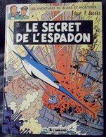 Blake Et Mortimer Le Secret De L'espadon Tome II (1982) - Blake Et Mortimer