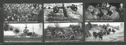 GB 2019, Yv 4813-18, Reeks, Postfris Zonder Plakker (MNH) - 1952-.... (Elizabeth II)