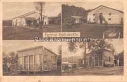 CARTE ALLEMANDE ROMAGNE (sous MONTFAUCON ?) 1915 FERME ROBINETTE - Autres Communes