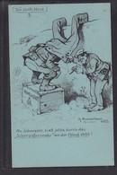 B58 /   WWI Pommerhanz Bayern Humor / Scherenfernrohr / Dresden - Ebersdorf - Humorísticas