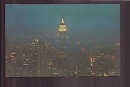 ETATS UNIS NEW YORK THE OBSERVATION ROOF STOP THE RCA BUILDING - Multi-vues, Vues Panoramiques