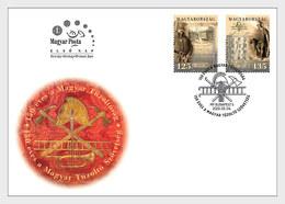 Hongarije / Hungary - Postfris / MNH - FDC 150 Jaar Brandweer 2020 - Hungary